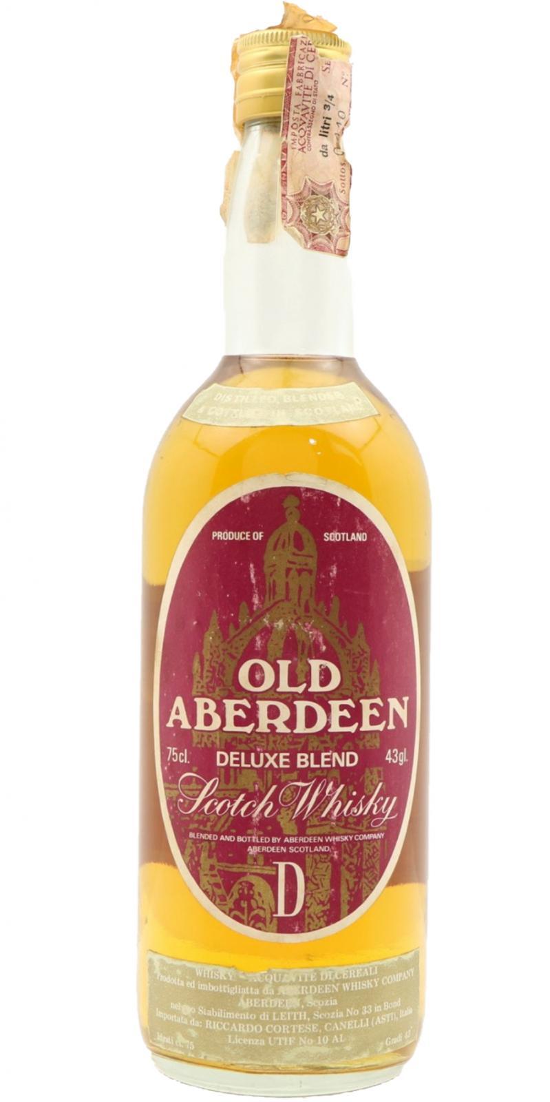 Old Aberdeen Deluxe Blend