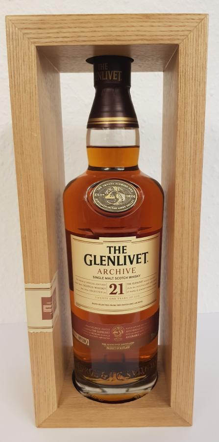 Glenlivet 21-year-old