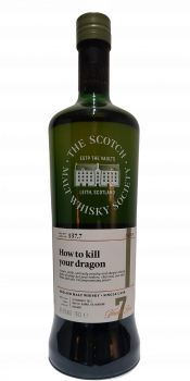 The English Whisky 2012 SMWS 137.7