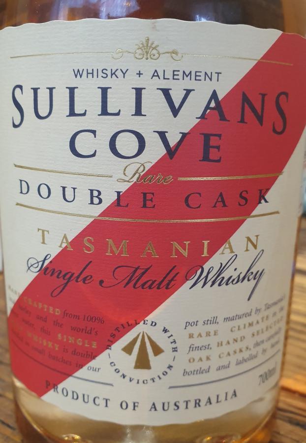 Sullivans Cove 2007