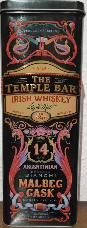 The Temple Bar 14-year-old