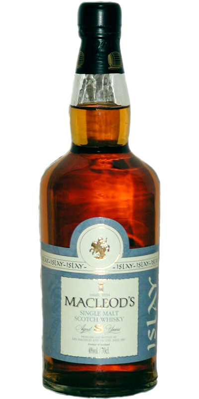 Macleod's 08-year-old IM