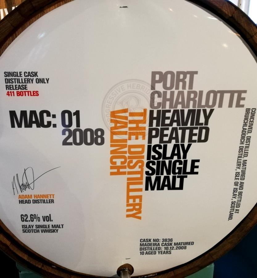 Port Charlotte MAC: 01 2008