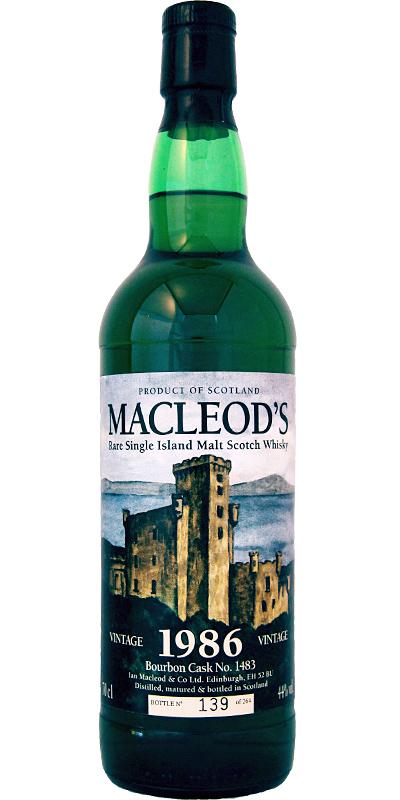 Macleod's 1986 IM Vintage