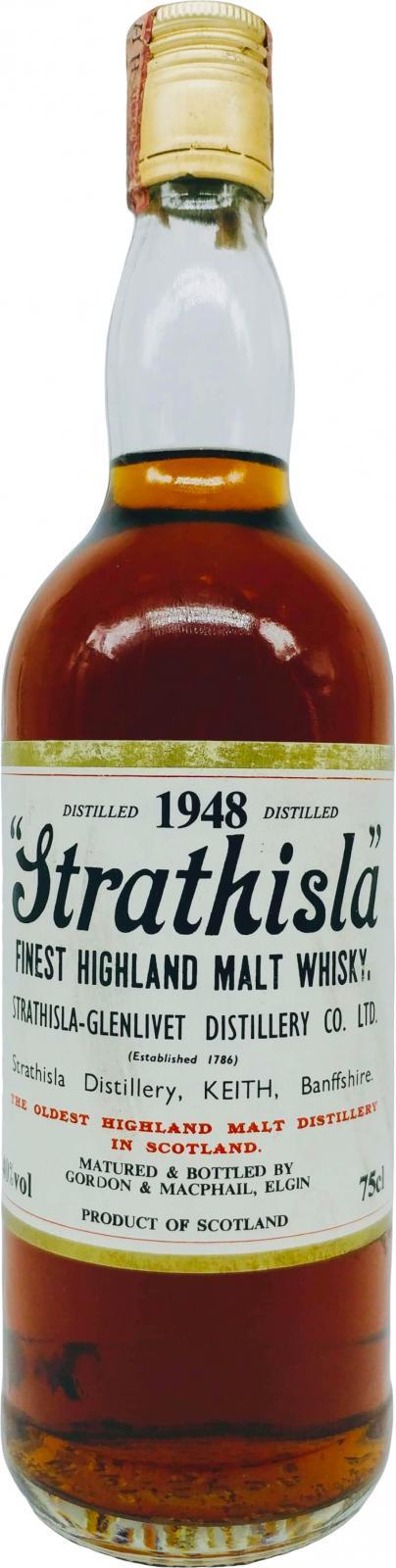 Strathisla 1948 GM
