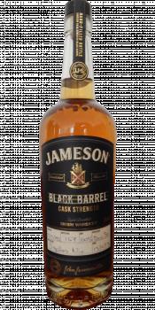 Jameson Black Barrel Cask Strength