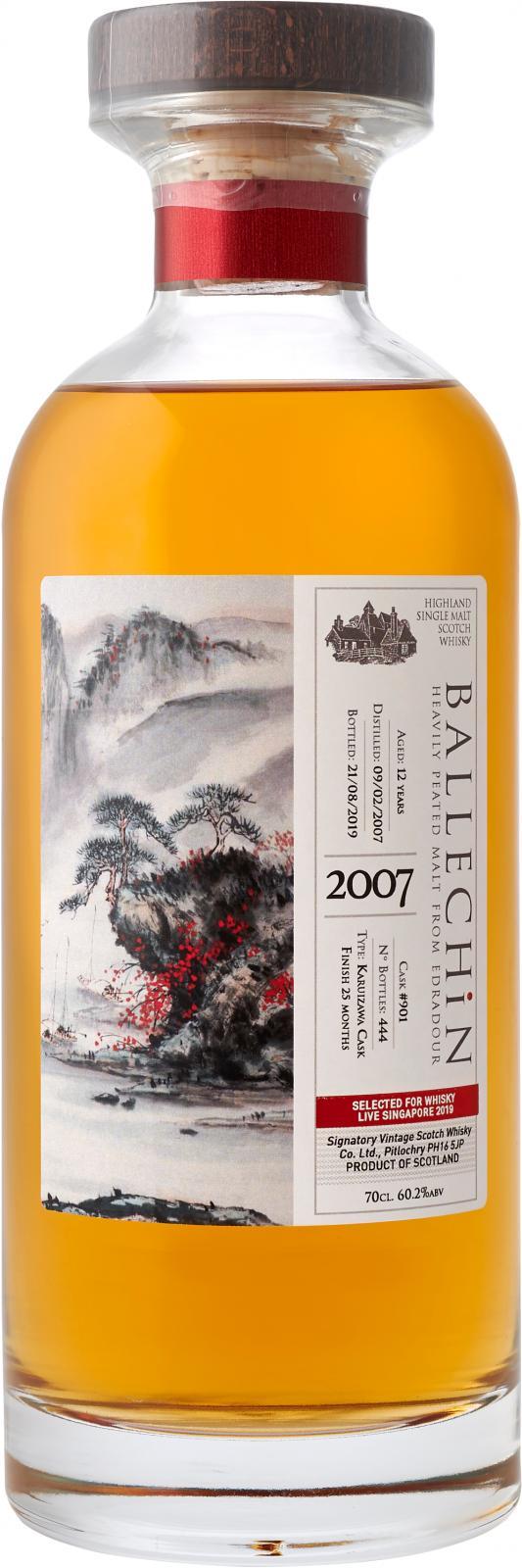 Ballechin 2007 SV