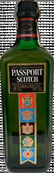 Passport 100% Scotch Whiskies