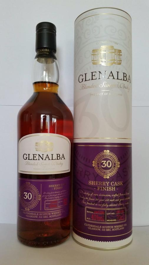 Glenalba 30-year-old Cd