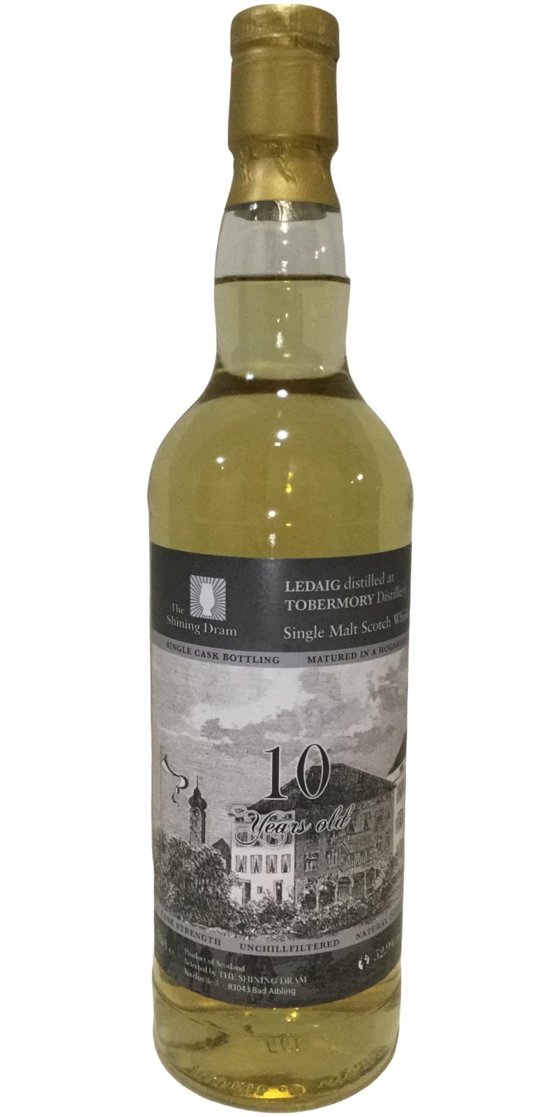 Ledaig 10-year-old TSD