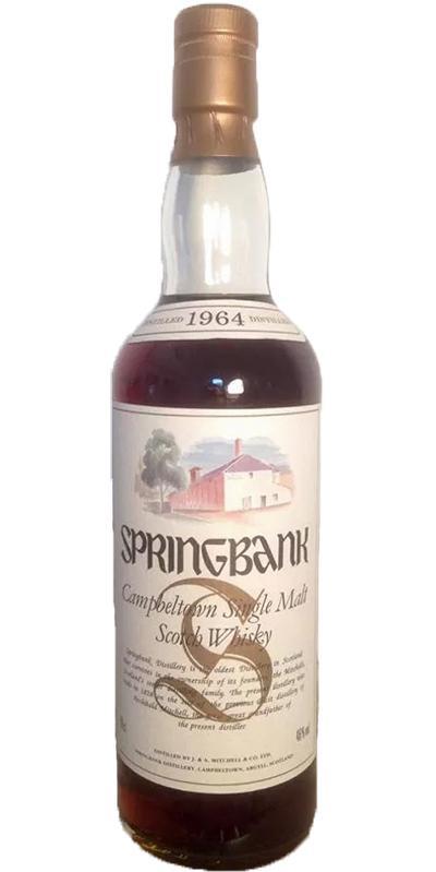 Springbank 1964