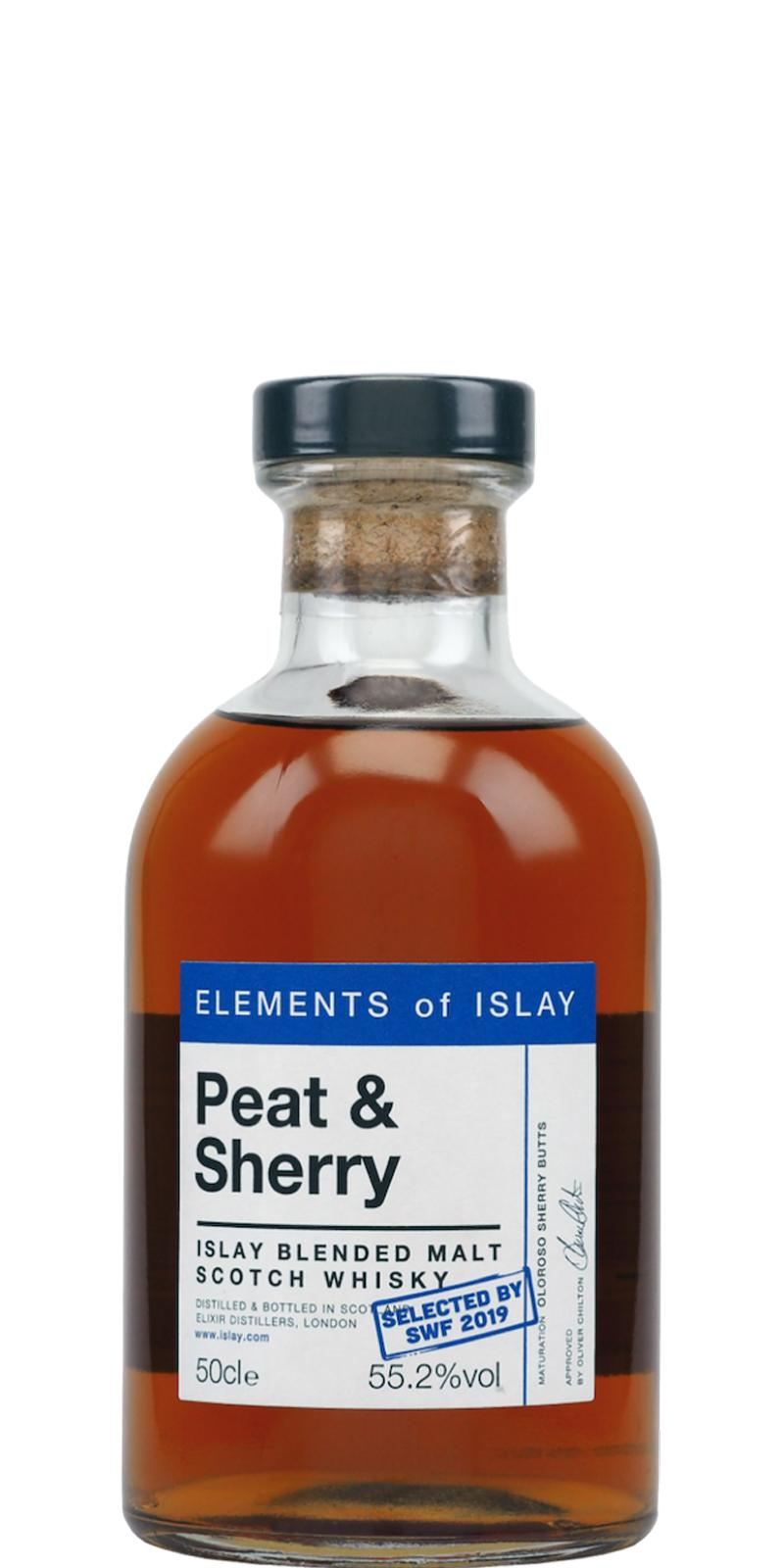 Peat & Sherry Selected for SWF 2019 ElD