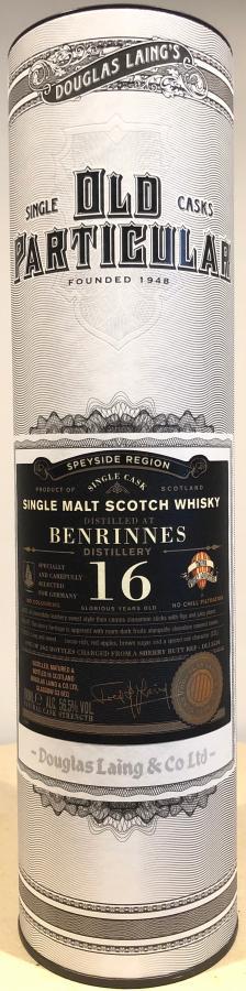 Benrinnes 2003 DL