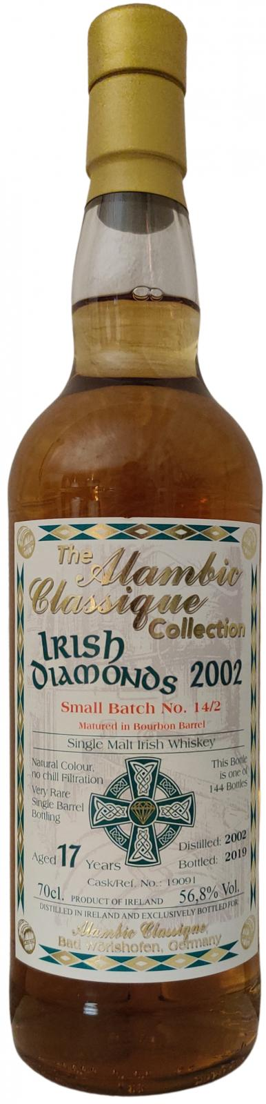 Irish Diamonds 2002 AC