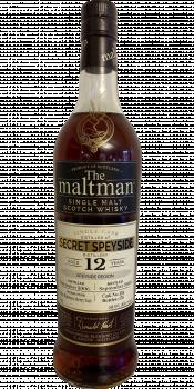 Secret Speyside Distillery 2006 MBl