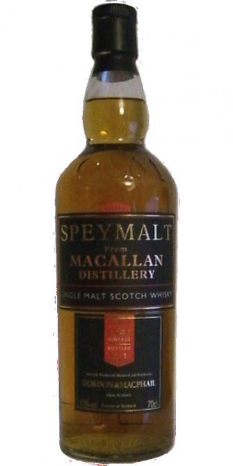 Macallan 1991 GM