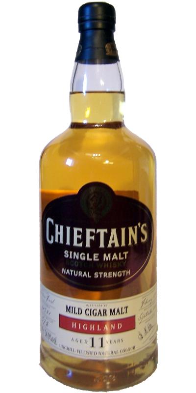 Chieftain's 1996 IM