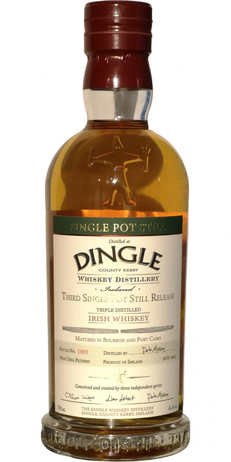Dingle Third Single Pot Still Release
