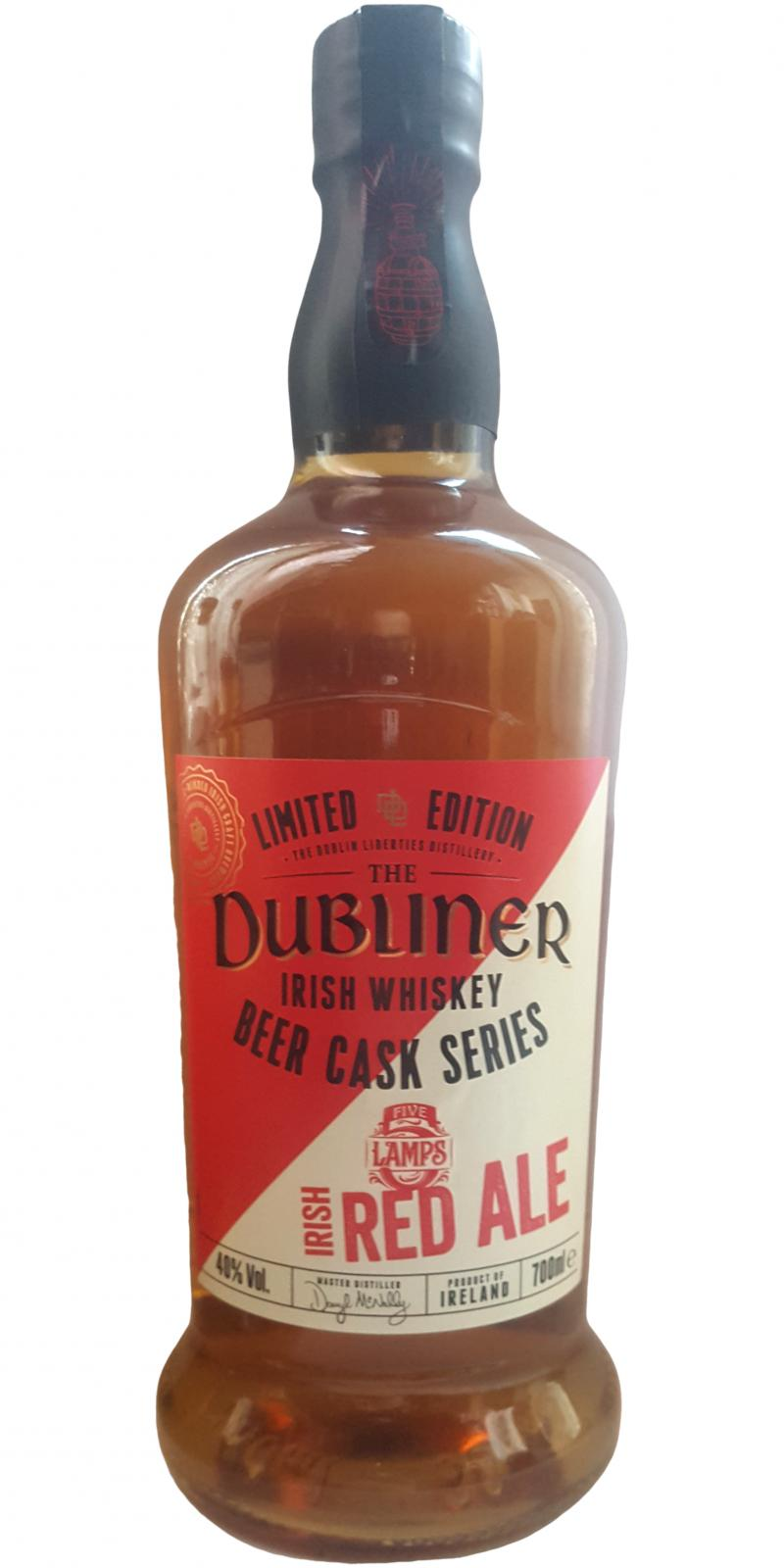 The Dubliner Five Lamps - Irish Red Ale