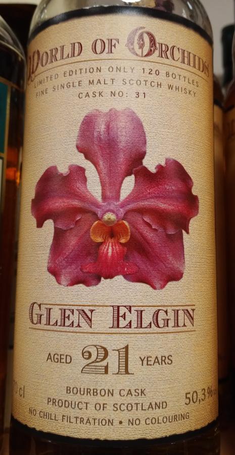 Glen Elgin 1995 JW