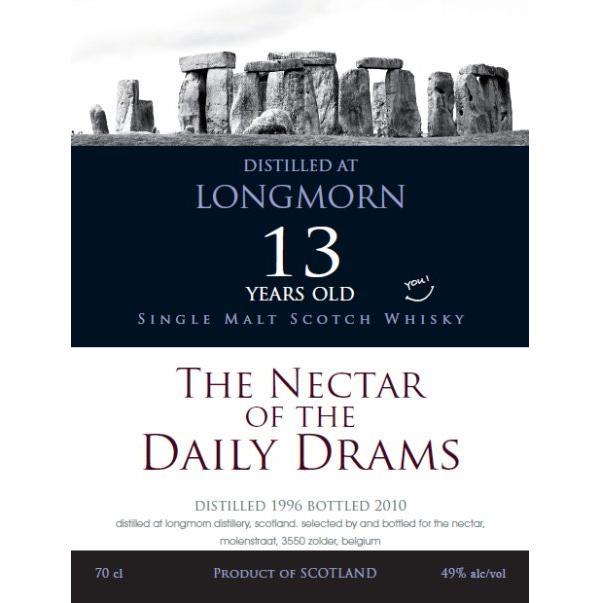 Longmorn 1996 DD