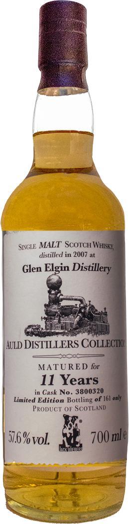 Glen Elgin 2007 JW