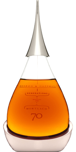 Mortlach 70-year-old GM Generations