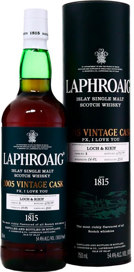 Laphroaig 2005