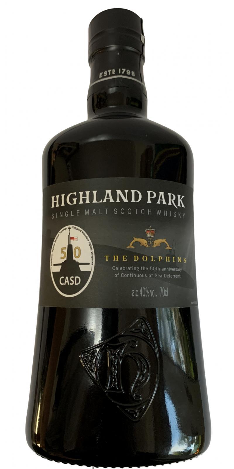 Highland Park The Dolphins