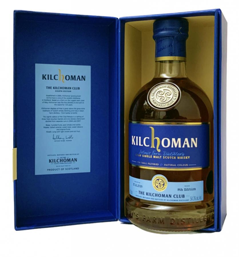Kilchoman 2006/2007