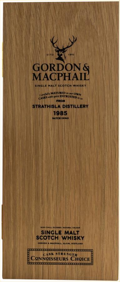 Strathisla 1985 GM