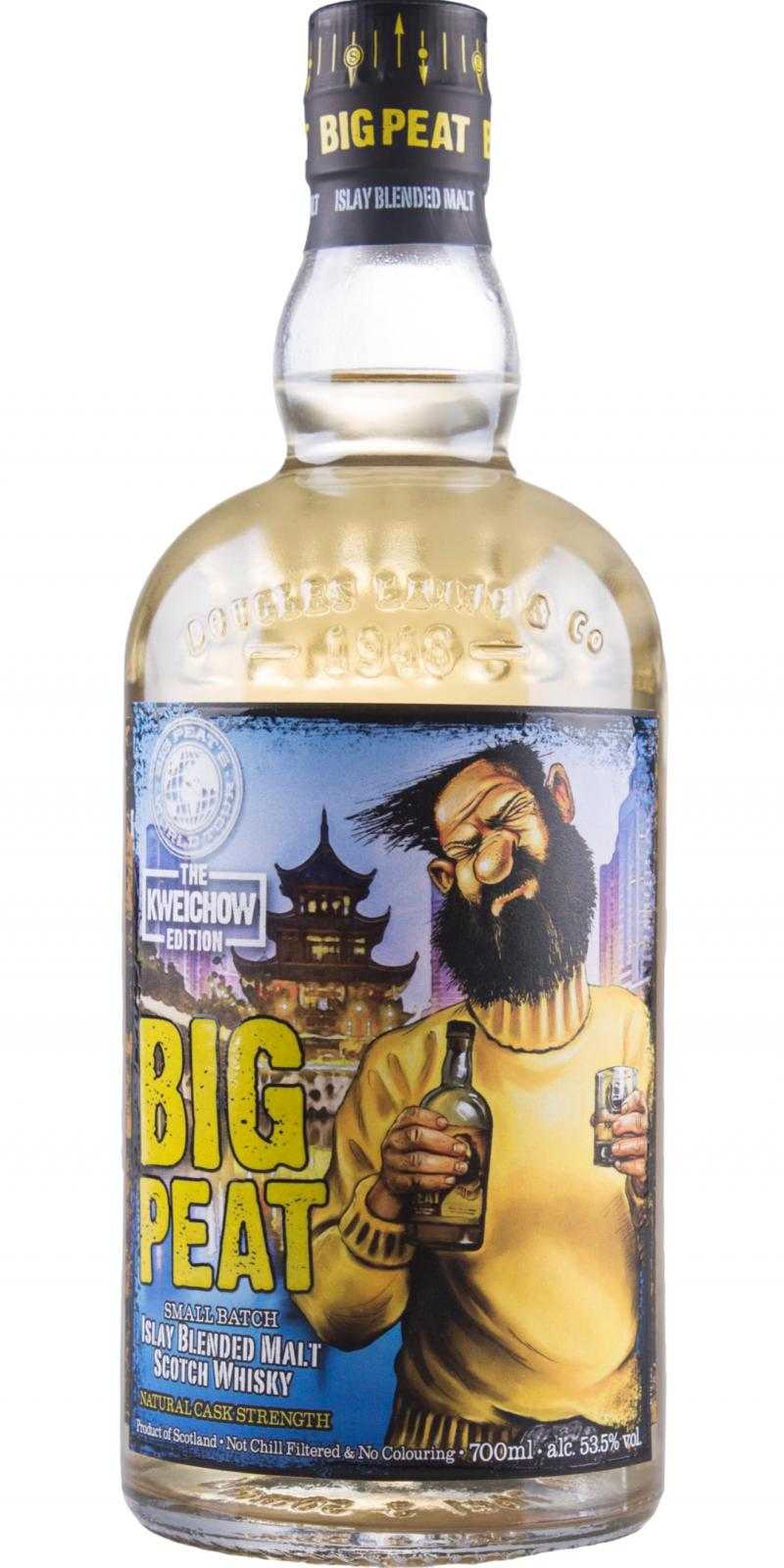 Big Peat The Kweichow Edition DL