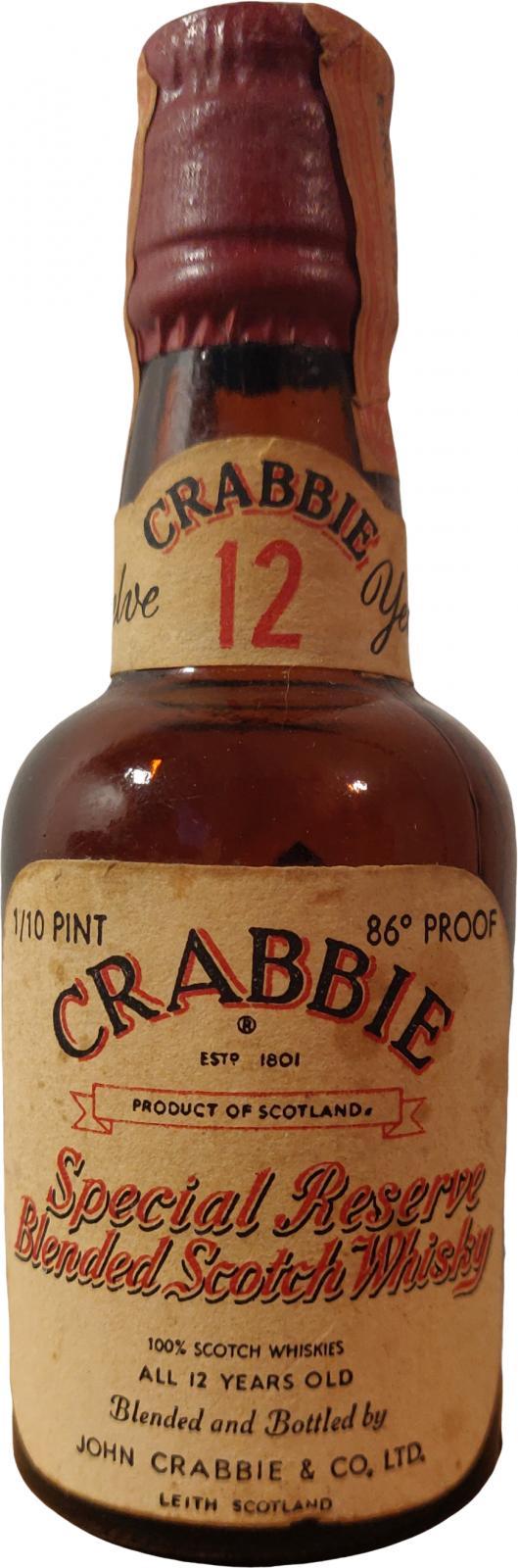 Crabbie 12-year-old JCrC