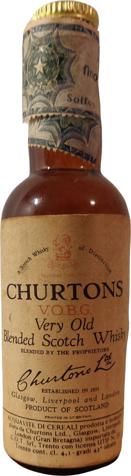Churtons V.O.B.G.