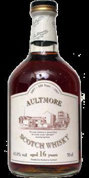 Aultmore 1981 Centenary