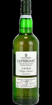 Laphroaig 1960