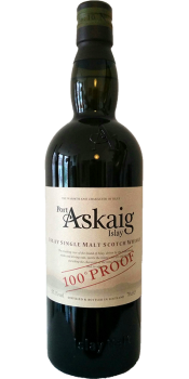 Port Askaig 100° Proof SMS
