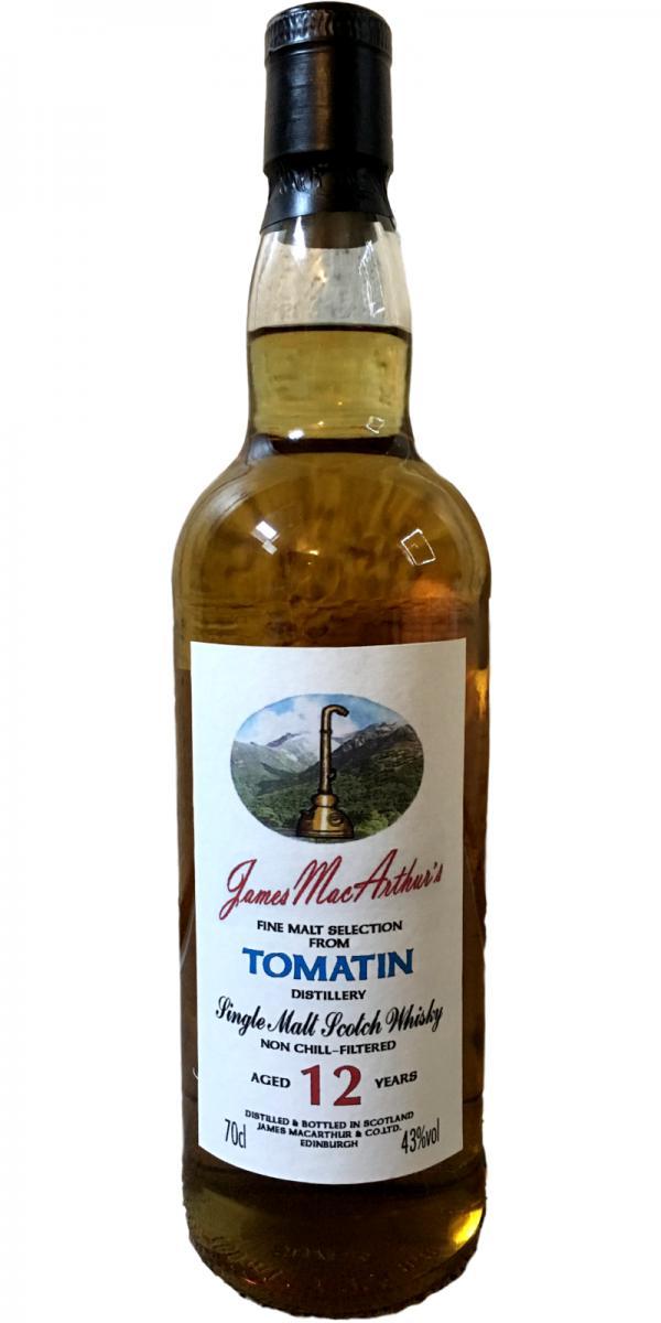 Tomatin 12-year-old JM