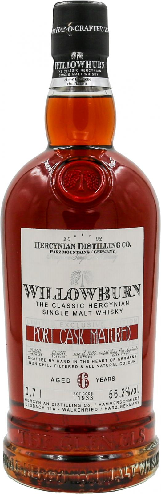WillowBurn 2013