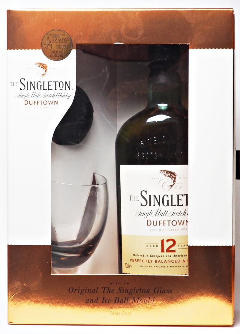The Singleton of Dufftown 12-year-old - Gift Set