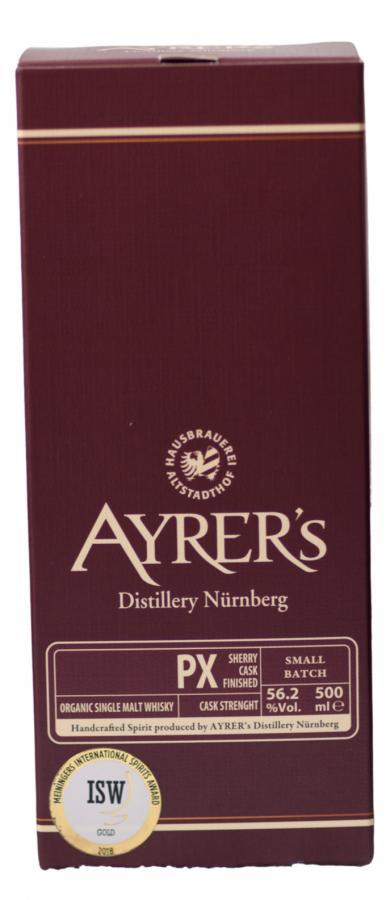 Ayrer's PX