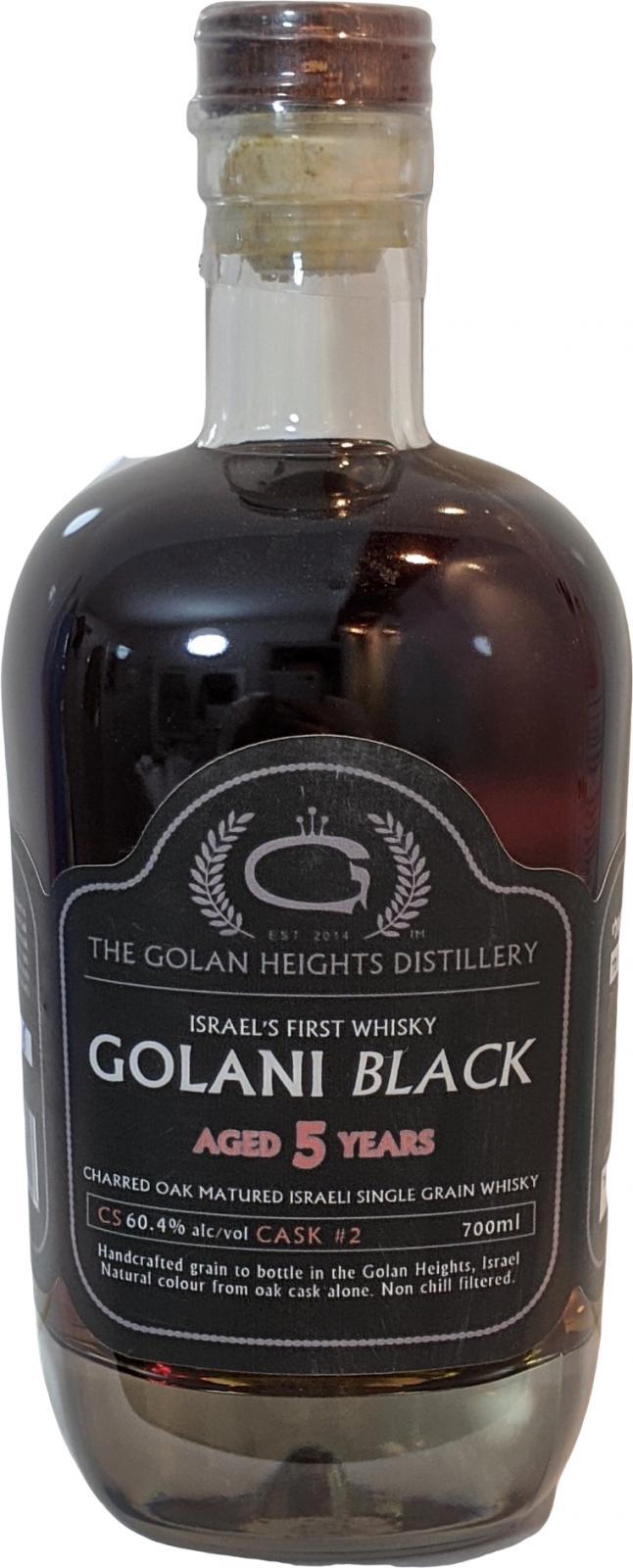 Golani Black