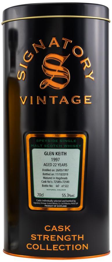 Glen Keith 1997 SV