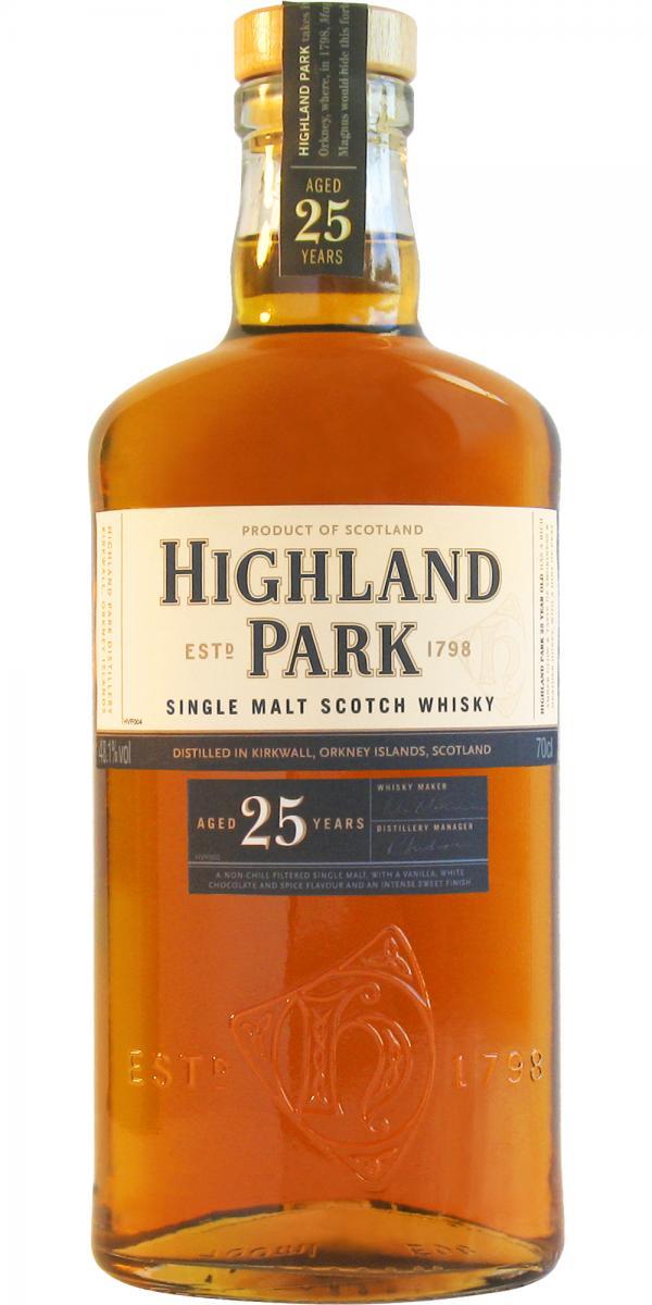 Highland Park 25