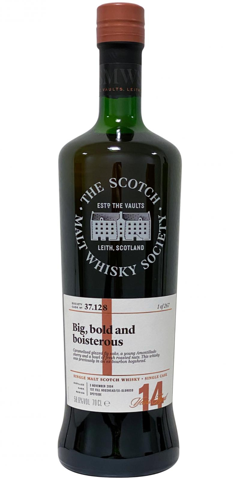 Cragganmore 2004 SMWS 37.128