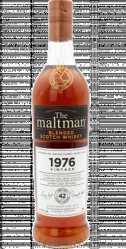 Blended Scotch Whisky 1976 MBl