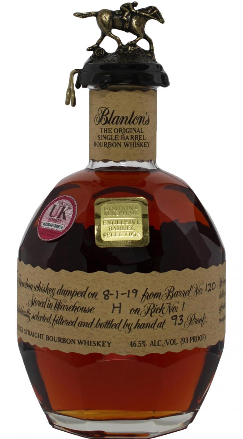 Blanton's Original Single Barrel