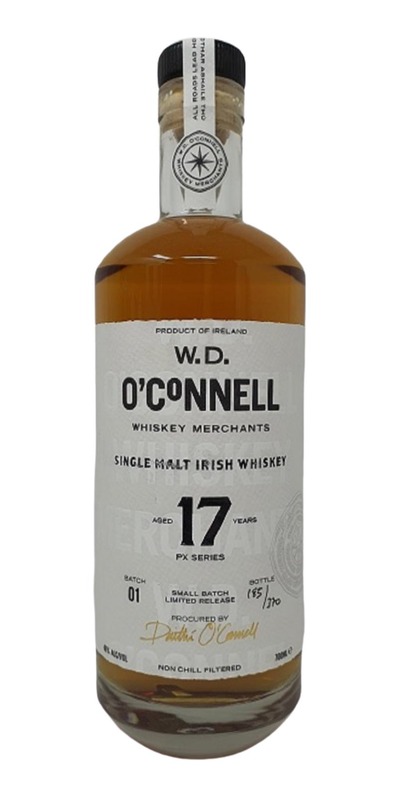 W.D. O'Connell 17-year-old