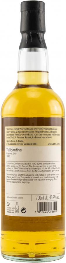 Tullibardine 1993 BR
