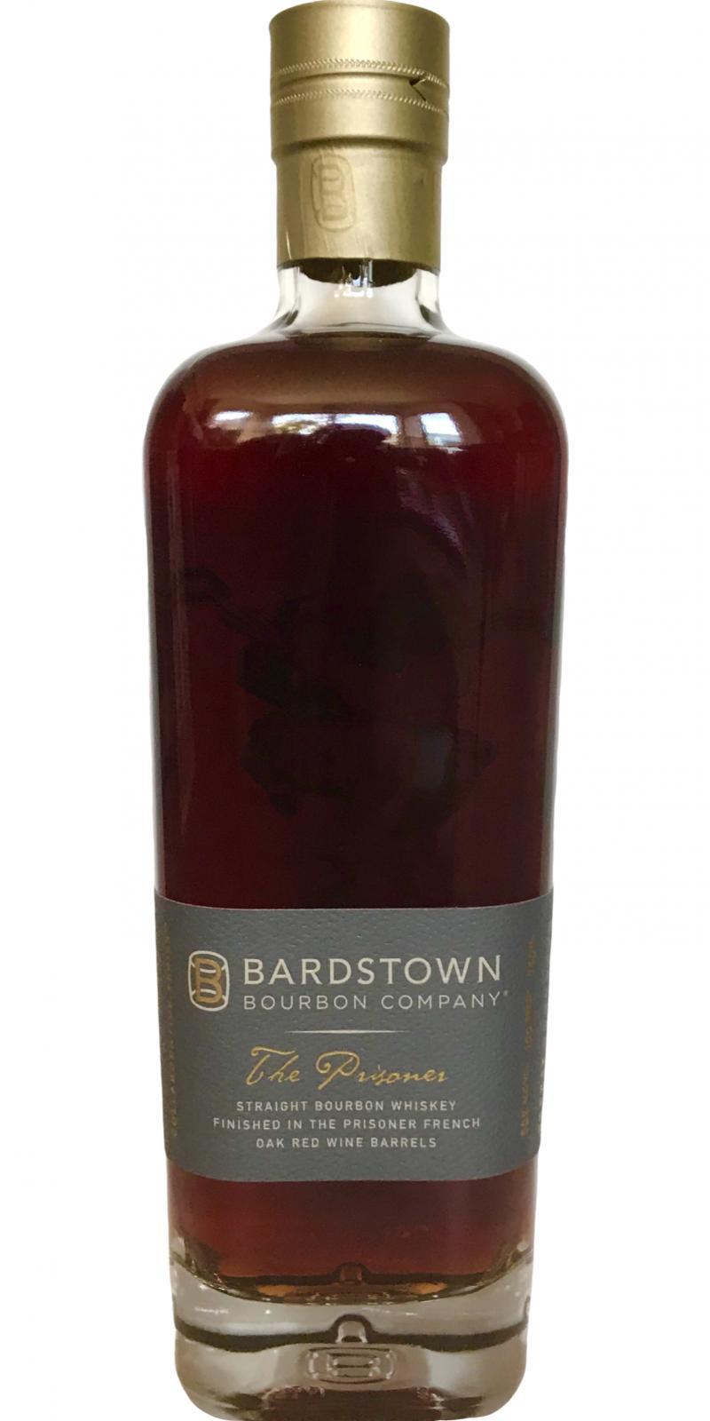 Bardstown Bourbon Company The Prisoner